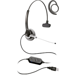 Headset USB - Stile Top Due Compact VoIP