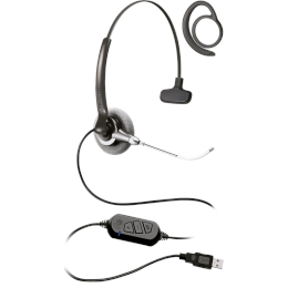 Headset USB - Stile Top Due Voice Guide VoIP
