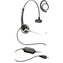 Headset USB - Stile Top Due Voice Guide VoIP Slim